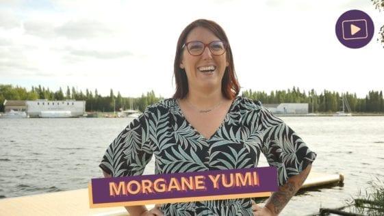 Fond videos morgane yumi