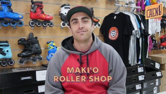 Makio roller shop
