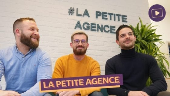Fond videos la petite agence