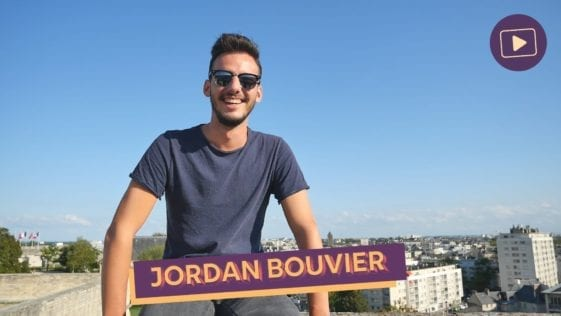 Fond videos JORDAN BOUVIER
