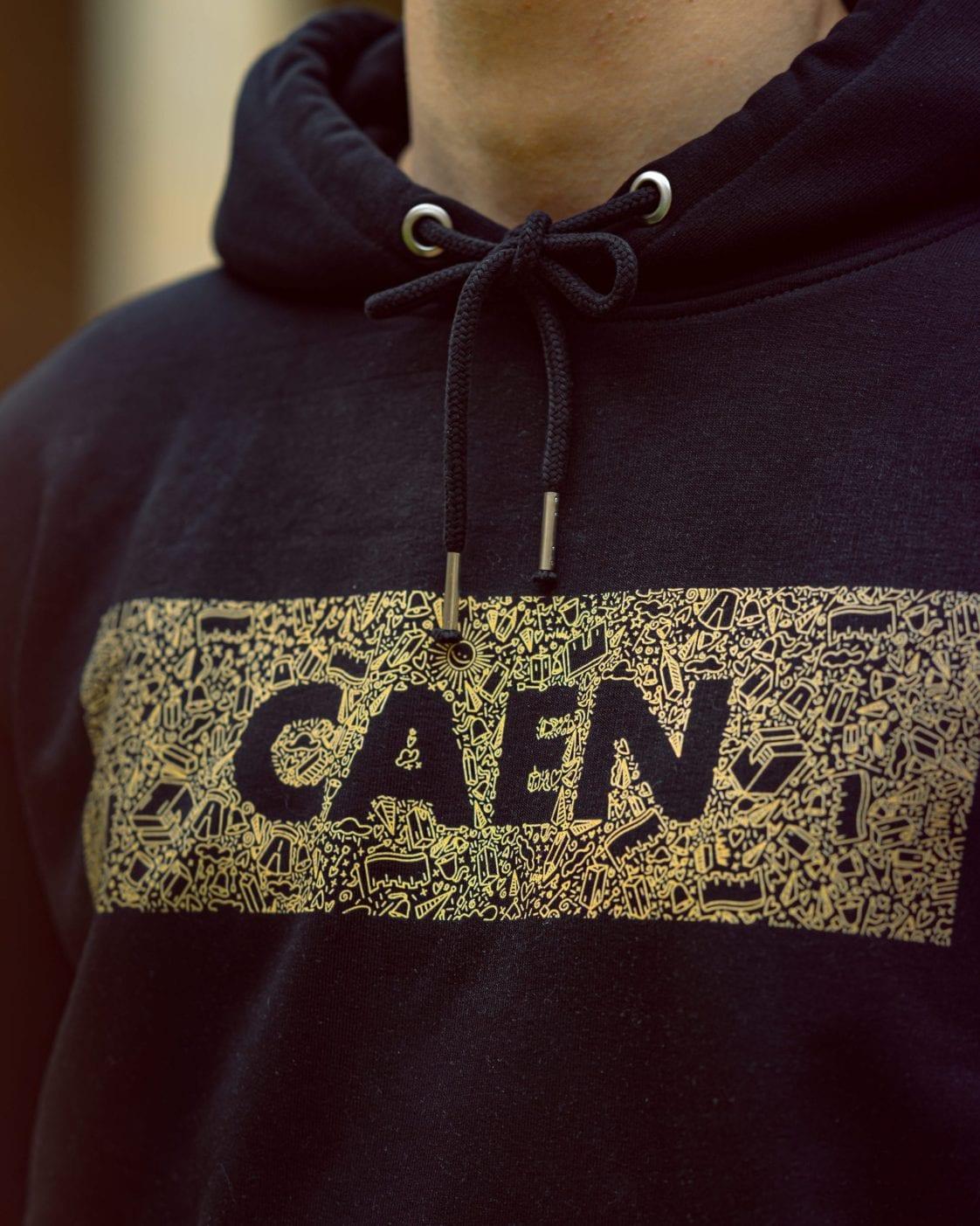 T shirt Gambetta Hello Caen 1 scaled