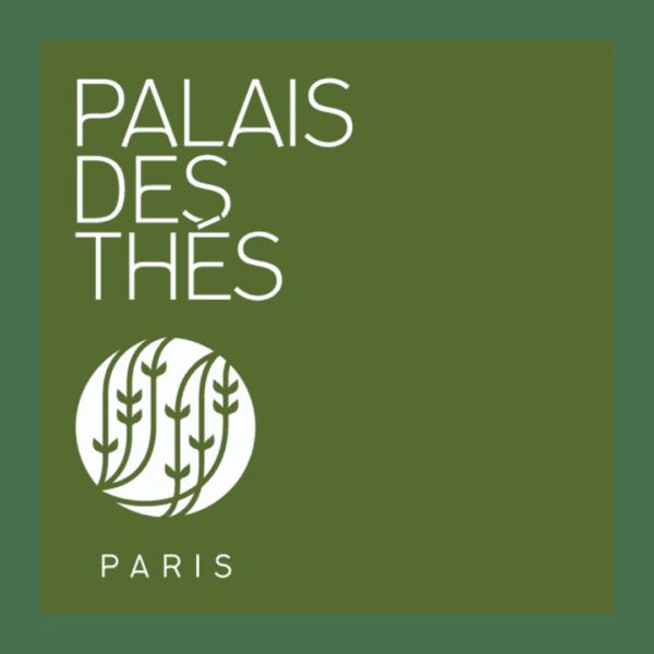 Logo palais des thes PNG